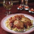 Tomato-Fennel Chicken Thighs with Cauliflower and Olives
