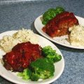 Turkey Meatloaf With Sun-Dried Tomatoes