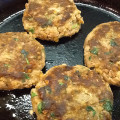Vegetarian Walnut Burgers