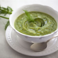 Zucchini & Fennel Cream Soup