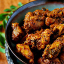 Chicken: spicy chicken roast