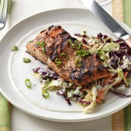 1-2-3 Grilled Salmon Recipe