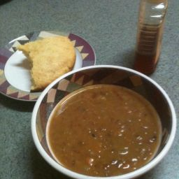 15 Bean Soup-  New Years Day Soup
