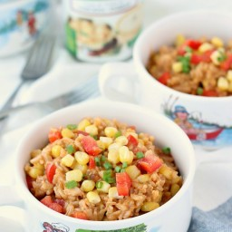 20-Minute Chicken and Rice