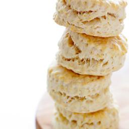 3-Ingredient Coconut Oil Biscuits