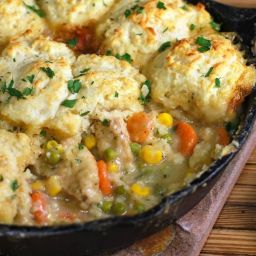 30 Minute Chicken Pot Pie