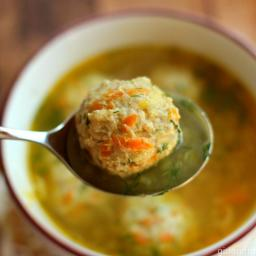 31 Days to Clean Eating…Day 2…Russian Meatball Soup – Суп с фрикадельками