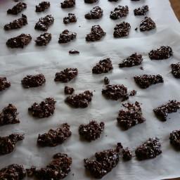 4-H No Bake Cookies
