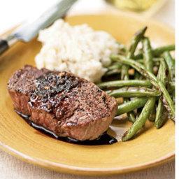 (4-ounce) beef tenderloin steaks