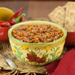 5 Ingredient Crock-pot Chili