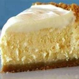 5 Minute 4 Ingredient No Bake Cheesecake