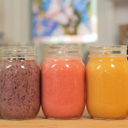 5 MORE Healthy Smoothie Recipes