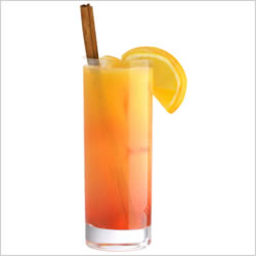 7UP Holiday Orange Spice Punch