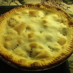 Acadian Meat pie