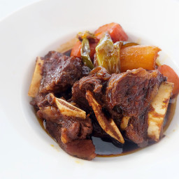 Adobo Korean Beef Stew Style (Galbi JJim)