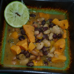 African Sweet Potato Soup