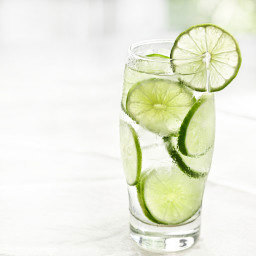 Agua Fresca De Limon (Lime Drink)
