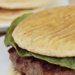 AIP Plantain Sandwich Rounds