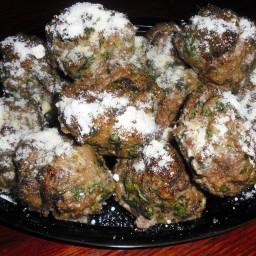 Alberta's Italian Meatballs