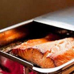 Alder-Smoked Salmon