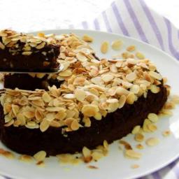Aldmond Chocolate Borlotti Bean Cake - pressure cooker recipe
