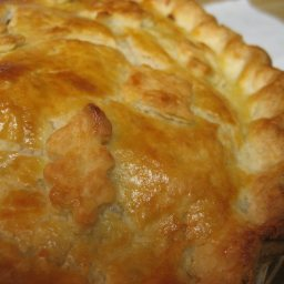 All Butter Pie Dough