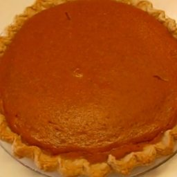 All-time Favorite Pumpkin Pie