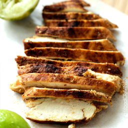 All Purpose Chili Lime Chicken Rub