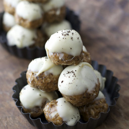 Almond Butter Espresso Balls