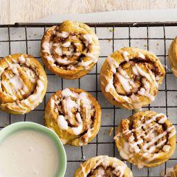 Almond Cinnamon Buns