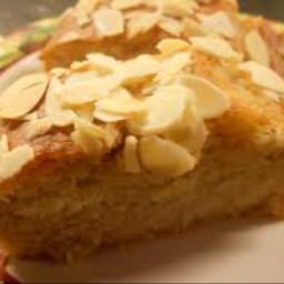 Almond dough