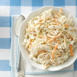 Almond Coleslaw Recipe
