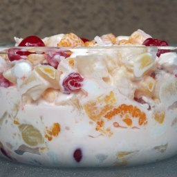 Ambrosia Fruit Salad