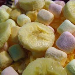 Ambrosia (Marshmallow & Fruit Salad)