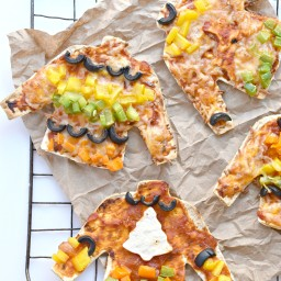 An Ugly Sweater Pizza Party