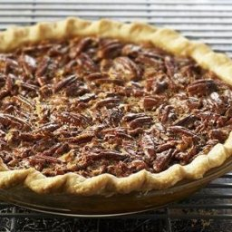Ancho Pepper Pecan Pie