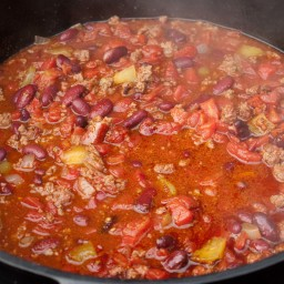 Andy's Hot Rod Chili