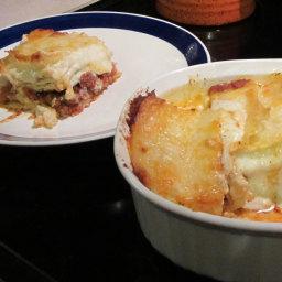 Ann's Traditional Lasagna