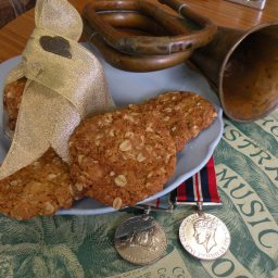 Anzac Biscuits #1