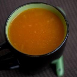 Appa's Tomato Mint Soup