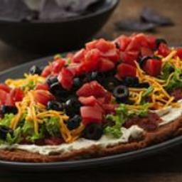 Appetizer - 7 Layer Dip