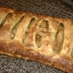 Apple-Brown Butter Jalousie
