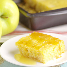 Apple Cornbread