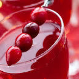 Apple-Cranberry Water