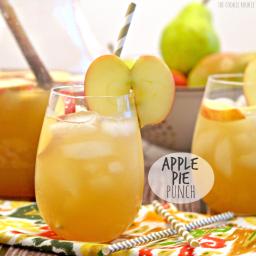 Apple Pie Punch