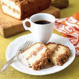 Apple Streusel Loaf Cake