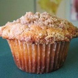 Apple Walnut Spiced Muffins