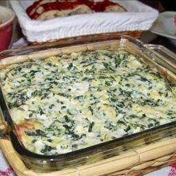Applebee's Hot Spinach and Artichoke Dip