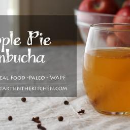 Apple Pie Kombucha