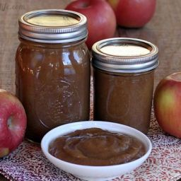 Applesauce - Spiced